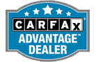 CARFAX Advantage Dealer.  View FREE CARFAXs online!